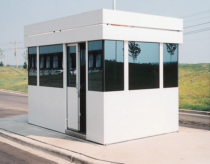 security booth PAR-002