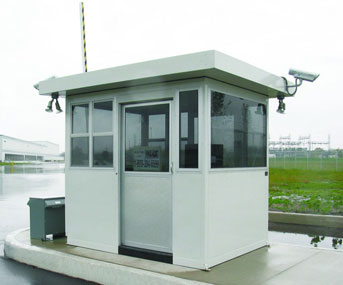 Security Booth STD-003